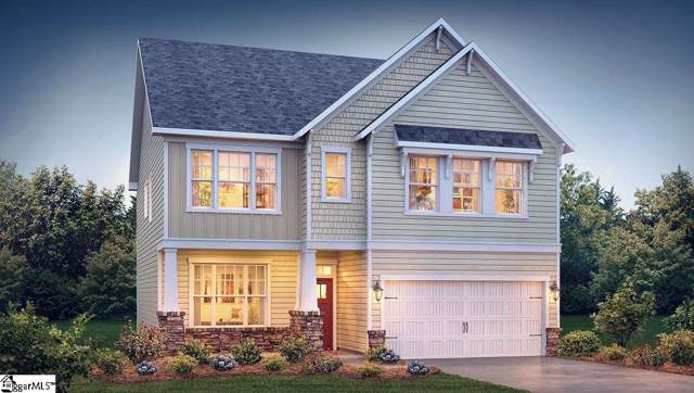 656 Highgarden Lane Lot 50, Boiling Springs, SC 29316 (#1396789) :: Connie Rice and Partners