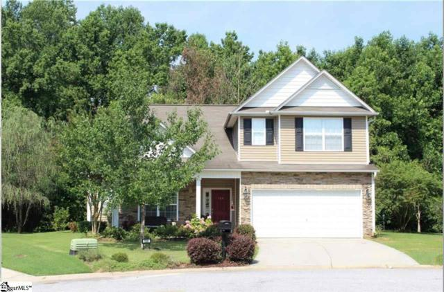 124 Buck Hill Way, Easley, SC 29642 (#1396988) :: Coldwell Banker Caine