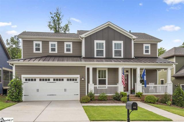 512 Palladio Drive, Greenville, SC 29617 (MLS #1396995) :: Resource Realty Group