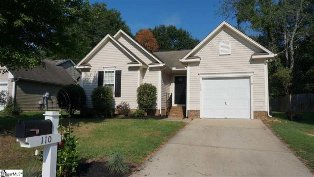 110 Morell Drive, Simpsonville, SC 29681 (#1397050) :: The Haro Group of Keller Williams