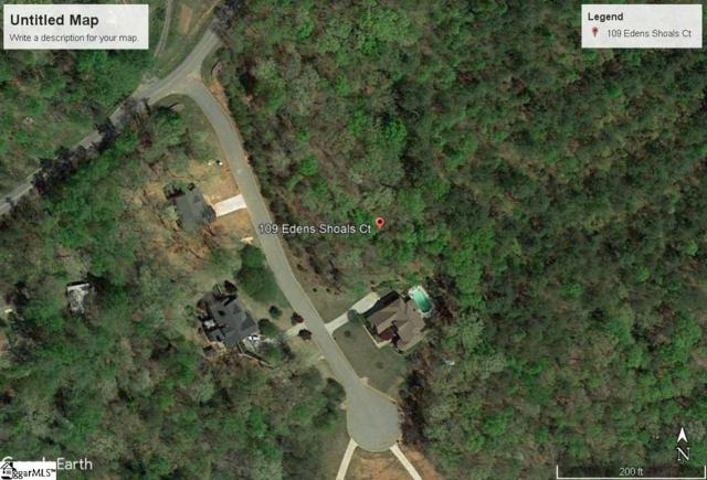 109 Edens Shoals Court, Six Mile, SC 29682 (#1397104) :: Connie Rice and Partners