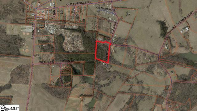 1380 Cudd Drive, Chesnee, SC 29323 (#1397121) :: Mossy Oak Properties Land and Luxury