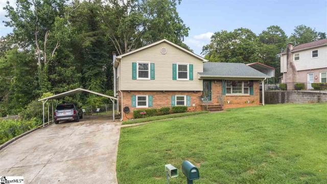 204 Fieldcrest Lane, Spartanburg, SC 29301 (#1397168) :: Coldwell Banker Caine