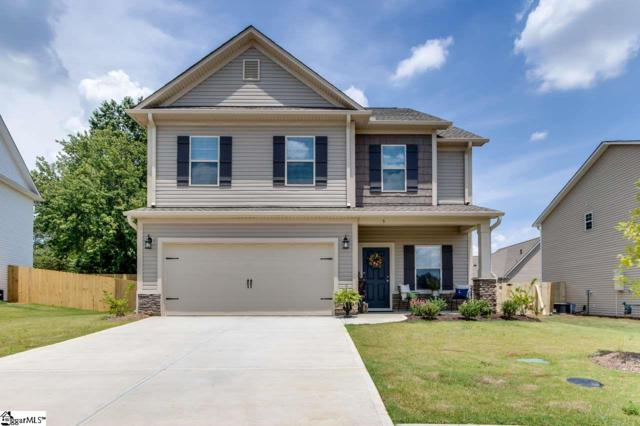 5 Chestnut Grove Lane, Simpsonville, SC 29680 (#1397198) :: Connie Rice and Partners