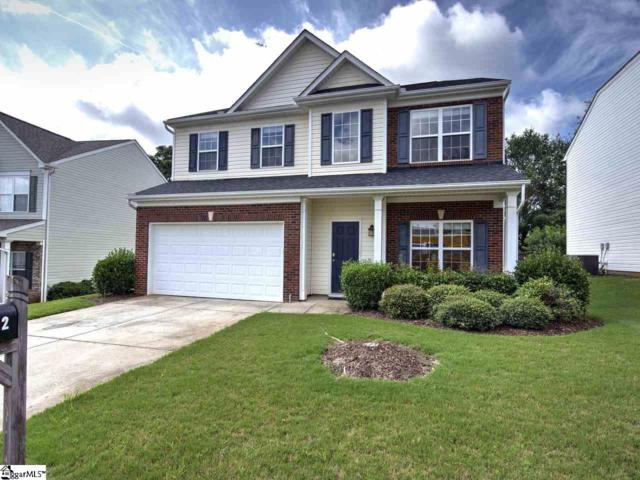 412 Chartwell Drive, Greer, SC 29650 (#1397203) :: The Haro Group of Keller Williams