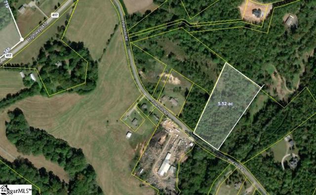 Pine Hills Road, Woodruff, SC 29388 (#1397232) :: J. Michael Manley Team