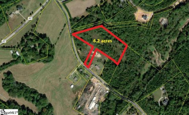 440 Pine Hills Road, Woodruff, SC 29388 (#1397236) :: J. Michael Manley Team