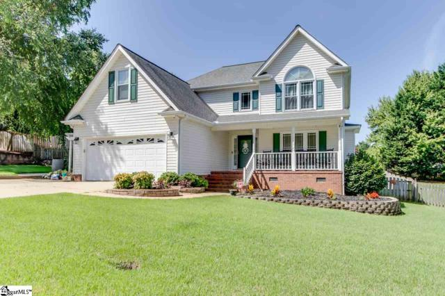 409 Two Gait Lane, Simpsonville, SC 29680 (#1397292) :: J. Michael Manley Team