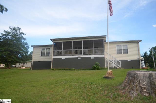 2511 Pineland Shores Circle, Cross Hill, SC 29332 (#1397444) :: Hamilton & Co. of Keller Williams Greenville Upstate