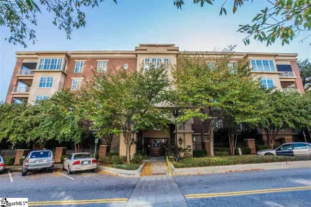 400 N Main Street Unit 501, Greenville, SC 29601 (#1397569) :: J. Michael Manley Team