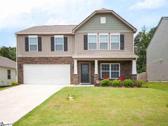 203 Triple Creek Drive, Piedmont, SC 29673 (#1397590) :: J. Michael Manley Team