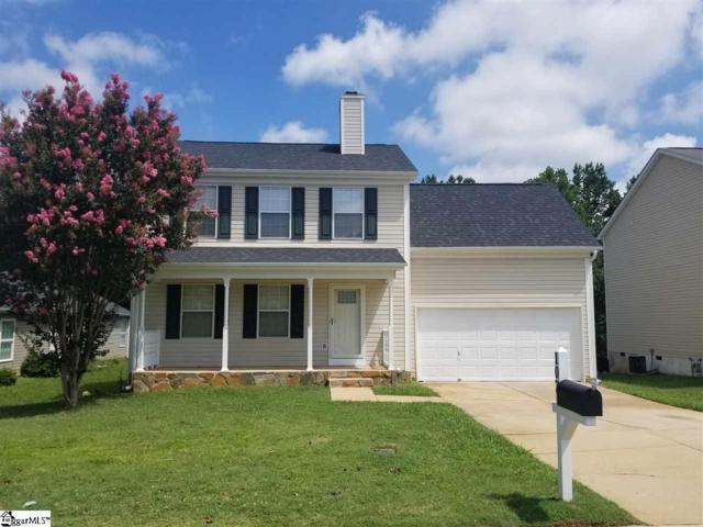 107 Hampton Ridge Drive, Greer, SC 29651 (#1397625) :: J. Michael Manley Team