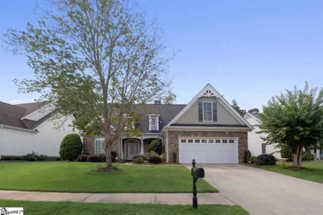 509 Thorington Court, Greer, SC 29651 (#1397669) :: RE/MAX RESULTS