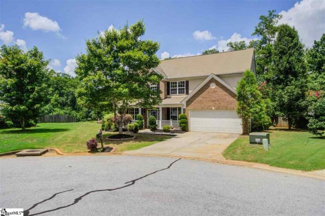 140 Jordan Crest Court, Simpsonville, SC 29681 (#1397712) :: Hamilton & Co. of Keller Williams Greenville Upstate