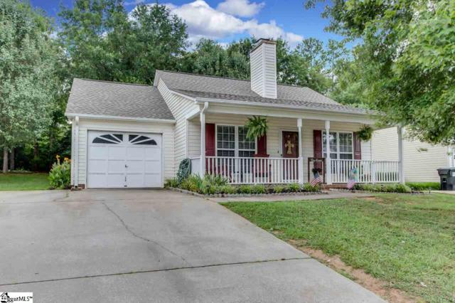 205 Twin Falls Drive, Simpsonville, SC 29681 (#1397873) :: Connie Rice and Partners