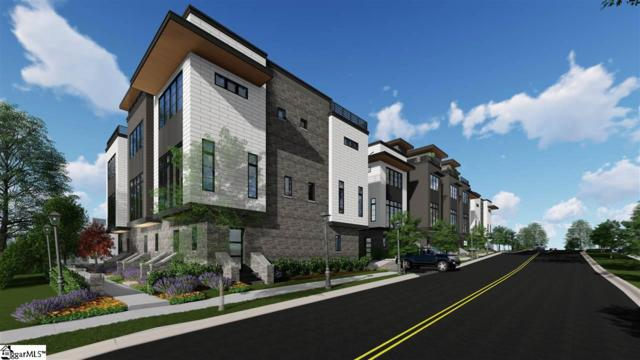 102 Oneal Street Unit B4, Greenville, SC 29601 (#1398214) :: Parker Group