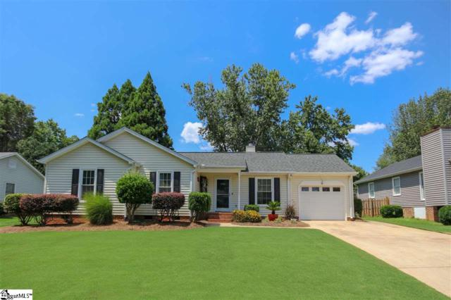 205 Fairdale Drive, Simpsonville, SC 29681 (#1398329) :: Coldwell Banker Caine