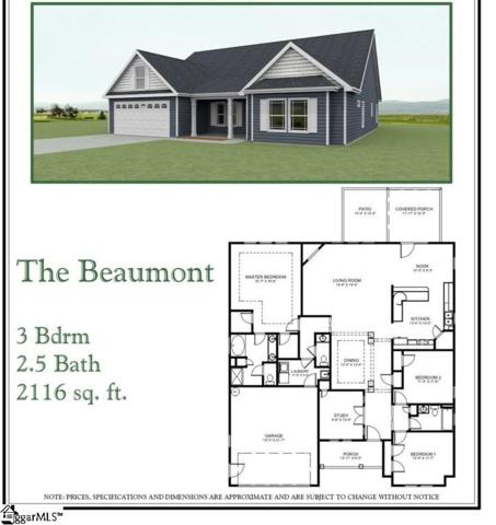 1201 Sloan Road Lot 1, Inman, SC 29349 (#1398356) :: The Toates Team