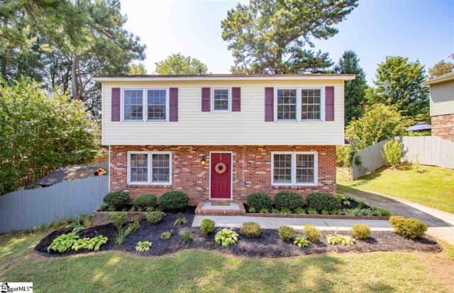 302 Jamestown Road, Easley, SC 29640 (#1398441) :: RE/MAX RESULTS