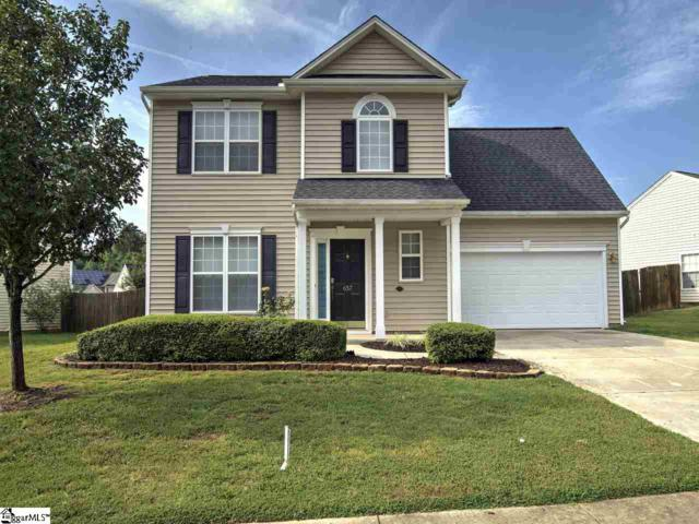 657 Timber Walk Drive, Simpsonville, SC 29681 (#1398443) :: Coldwell Banker Caine
