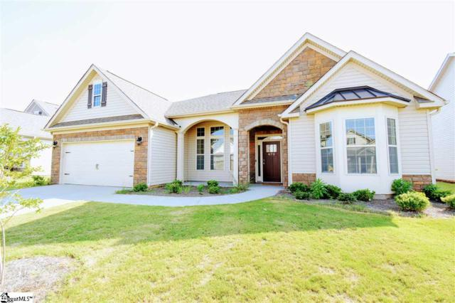 672 Ridgeville Crossing Drive, Inman, SC 29349 (#1398550) :: Coldwell Banker Caine