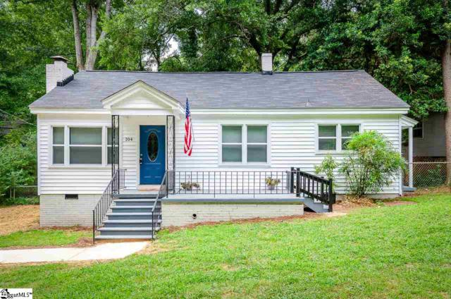104 Oakleaf Drive, Spartanburg, SC 29301 (#1398793) :: Connie Rice and Partners