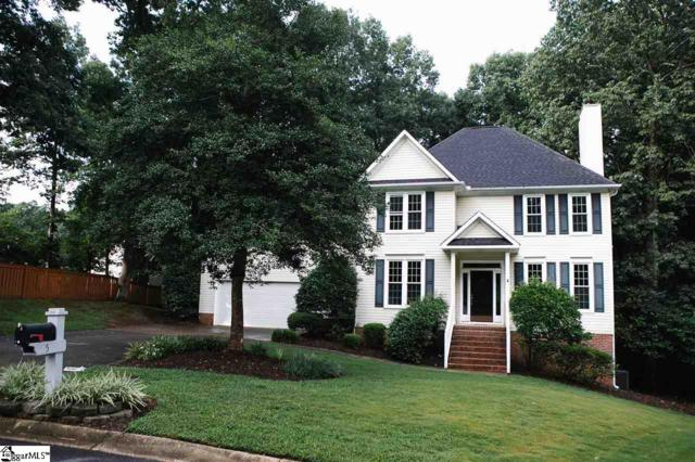 5 Kinglet Court, Simpsonville, SC 29681 (#1398804) :: Hamilton & Co. of Keller Williams Greenville Upstate