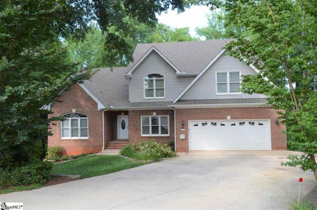 106 Grey Stone Court, Greer, SC 29650 (#1399068) :: The Toates Team