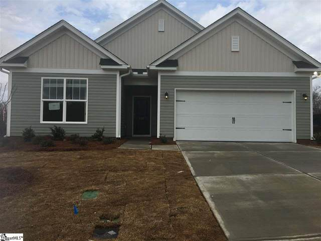 435 White Peach Way Lot 60, Duncan, SC 29334 (#1399176) :: Coldwell Banker Caine