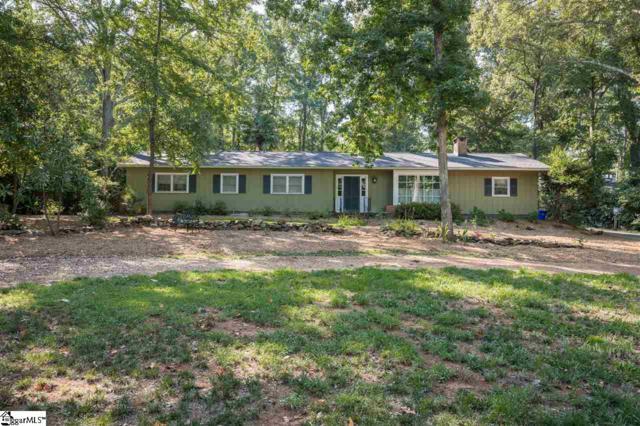 18 Dogwood Lane, Greenville, SC 29607 (#1399393) :: J. Michael Manley Team