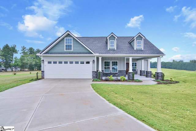 14 Turnberry Lane, Campobello, SC 29322 (#1401294) :: Coldwell Banker Caine