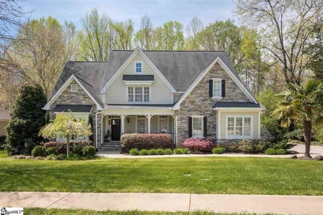 6 Sycamore Ridge Drive, Simpsonville, SC 29681 (#1401564) :: Hamilton & Co. of Keller Williams Greenville Upstate