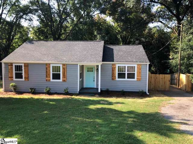 304 Gallivan Street, Greenville, SC 29609 (#1401573) :: Connie Rice and Partners