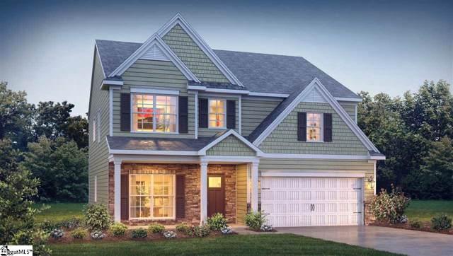410 Hilburn Way, Simpsonville, SC 29680 (#1401576) :: Hamilton & Co. of Keller Williams Greenville Upstate