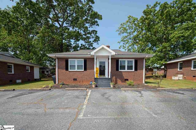 1203 N Fant Street, Anderson, SC 29621 (#1401581) :: Hamilton & Co. of Keller Williams Greenville Upstate