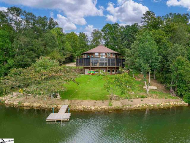 201 Woodlake Drive, Spartanburg, SC 29301 (MLS #1401603) :: Resource Realty Group