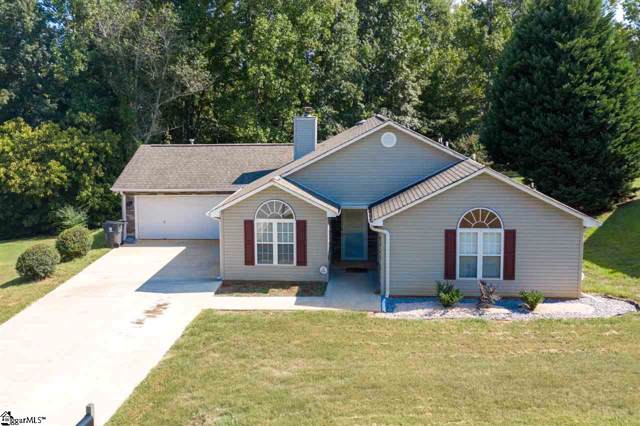128 Kingfisher Drive, Simpsonville, SC 29680 (#1401641) :: Coldwell Banker Caine