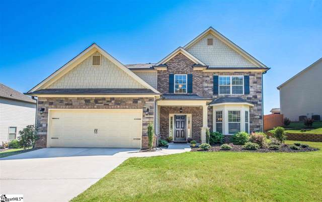 116 Sapphire Pointe Drive, Duncan, SC 29334 (#1401644) :: Coldwell Banker Caine