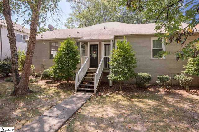 418 Randall Street Apt 16, Greenville, SC 29609 (#1401671) :: Connie Rice and Partners