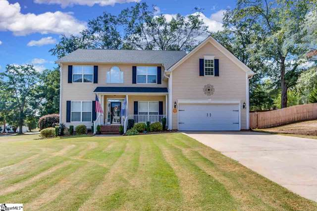 101 Quail Court, Piedmont, SC 29673 (#1401678) :: Connie Rice and Partners