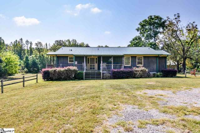 880 Bethany Church Road, Clinton, SC 29325 (MLS #1401690) :: Prime Realty