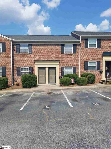 2530 E North Street 5 D, Greenville, SC 29615 (#1401700) :: The Haro Group of Keller Williams