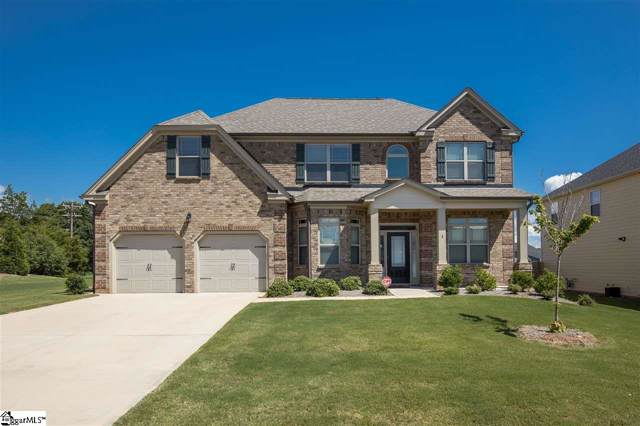 1 Foxhill Drive, Simpsonville, SC 29681 (#1401702) :: RE/MAX RESULTS