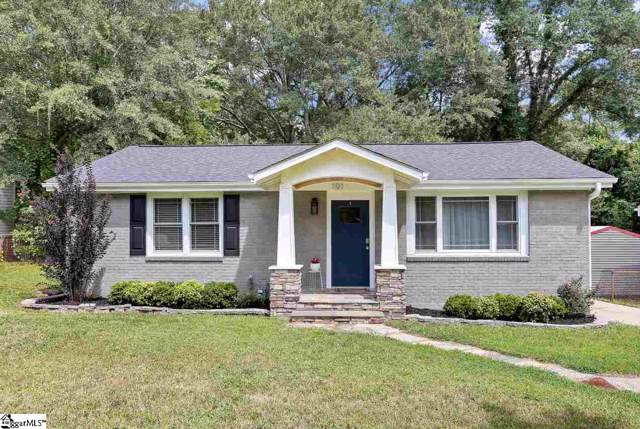 101 Tuskegee Avenue, Greenville, SC 29607 (#1401715) :: The Toates Team