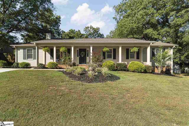 117 Quincy Drive, Greer, SC 29650 (#1401717) :: The Haro Group of Keller Williams