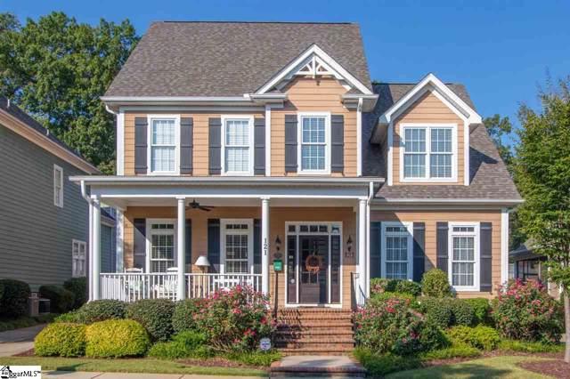 121 Applewood Drive, Greenville, SC 29615 (#1401719) :: Hamilton & Co. of Keller Williams Greenville Upstate