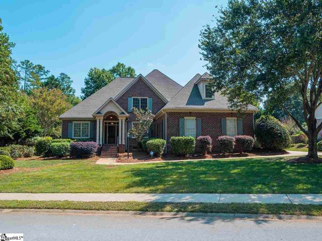 105 Hillstone Drive, Simpsonville, SC 29680 (#1401724) :: RE/MAX RESULTS