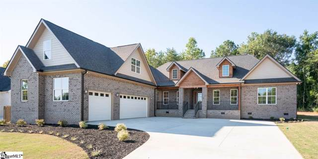 50 Ponderosa Drive, Taylors, SC 29687 (#1401748) :: Hamilton & Co. of Keller Williams Greenville Upstate