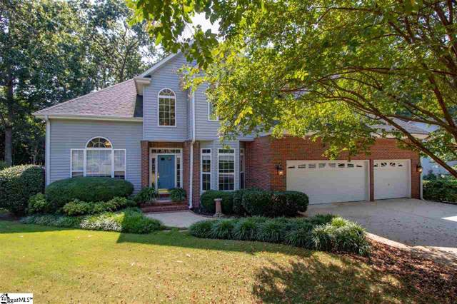 1 Holly Trace, Simpsonville, SC 29681 (#1401776) :: The Toates Team