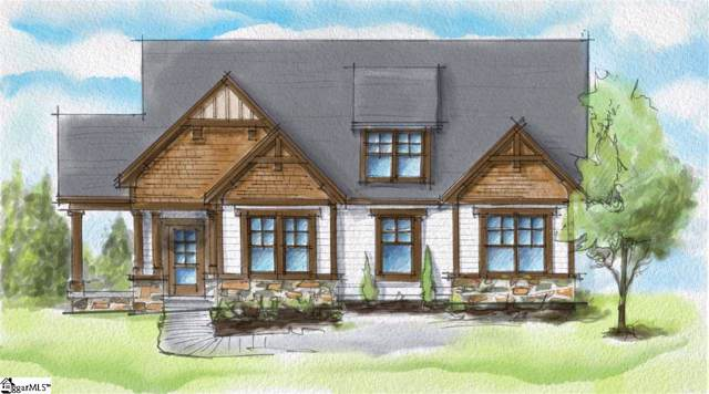 502 Rustic Outland Drive, Simpsonville, SC 29681 (#1401785) :: The Toates Team